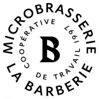 Logo La Barberie - Microbrasserie