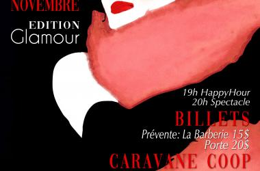 Cabaret Glamour-