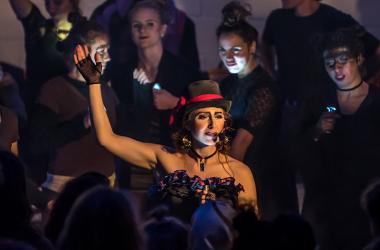 Cabaret Halloween-